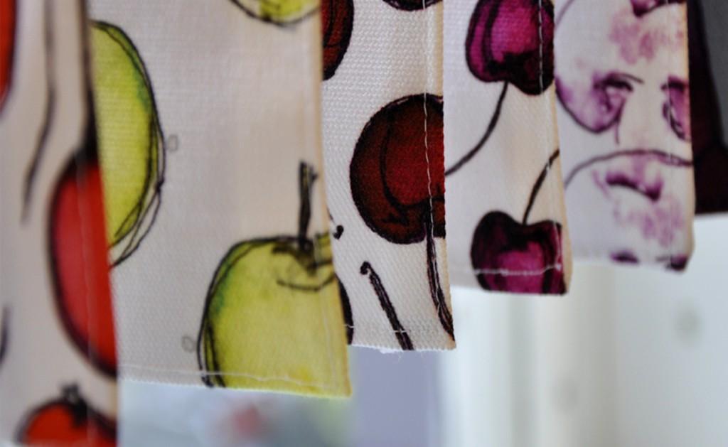 Dessins op textiel Erica Verlaan
