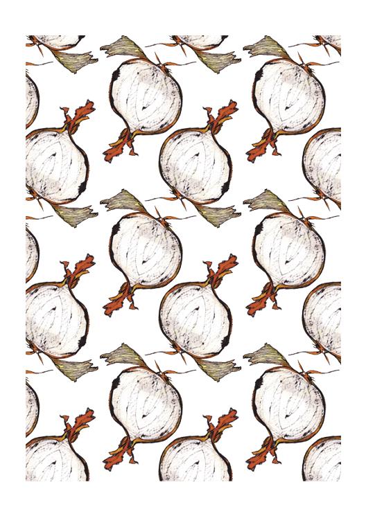 dessin patroon ui door Erica Verlaan
