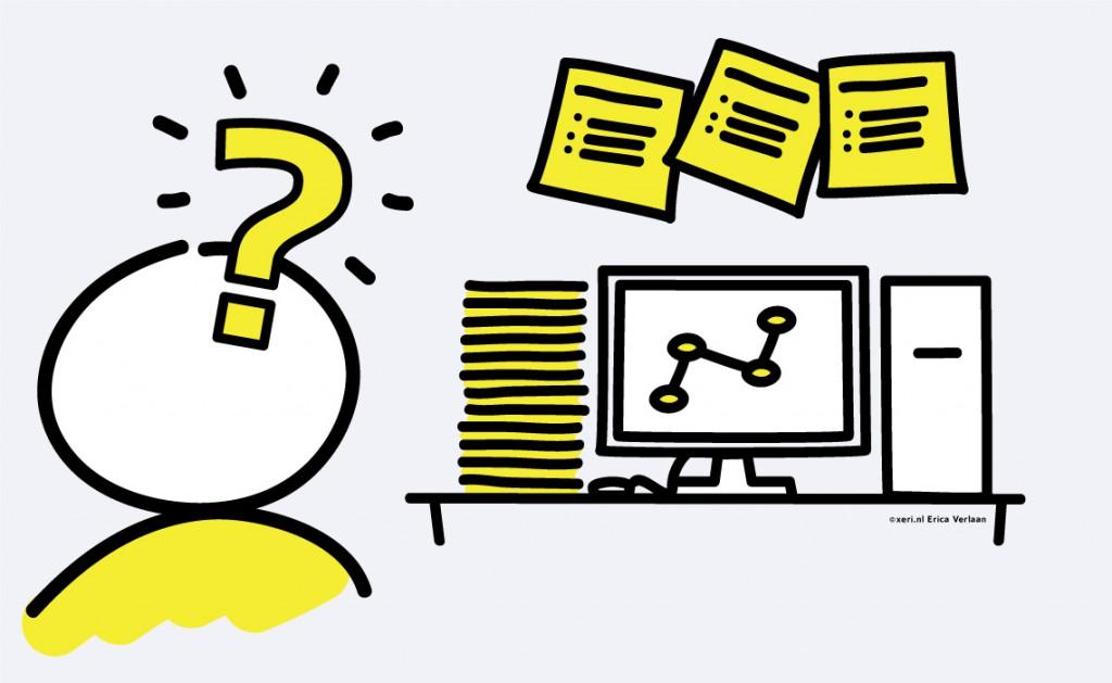 Visual 6 | Leren Leren Methode 6 | illustratie |Erica Verlaan