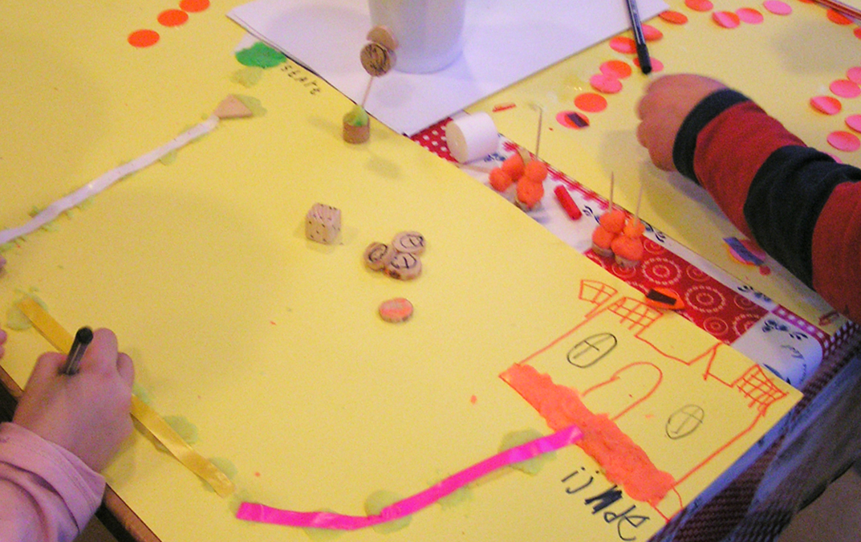 Geef kinderen de mogelijkheid zélf, al doende, spelenderwijs, van en met elkaar te leren   blog van Erica Verlaan Ruimte voor creativiteit op de BSO