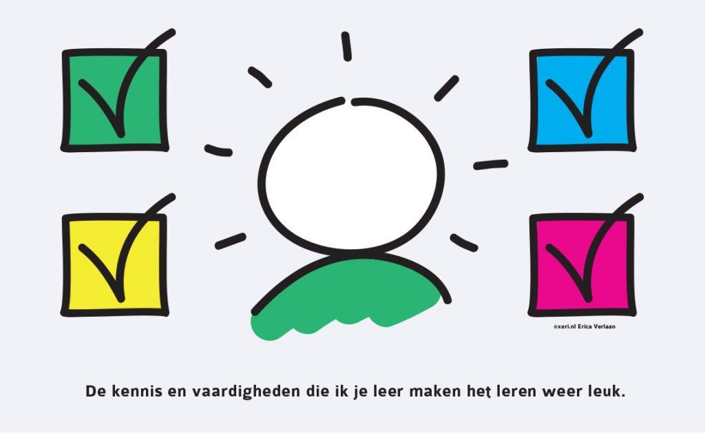 visuele studievaardigheid methode voor iedereen vanaf 8 jaar